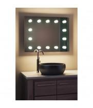 Гримерное зеркало для ванной комнаты 80х100