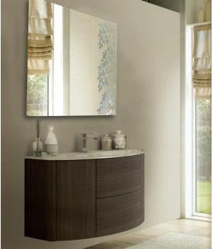Зеркало в ванную комнату с подсветкой Майя 60x60 см
